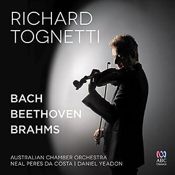Bach – Beethoven – Brahms