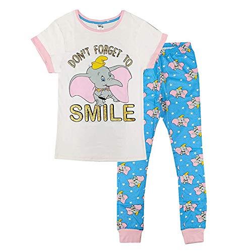 Fashion by Purdashian Disney - Pijama de algodón para mujer