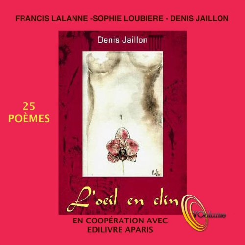 L'œil en clin audiobook cover art