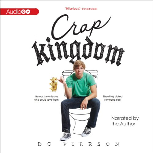 Crap Kingdom audiobook cover art