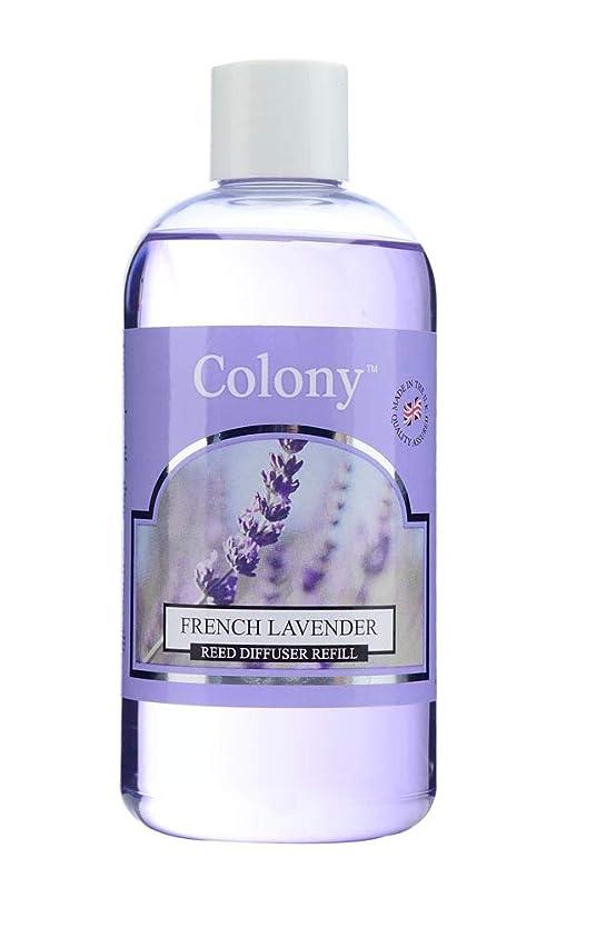 レディ閉塞腸Colony HomeScents Series ディフューザー用リフィル 250ml フレンチラベンダー CNCH2861