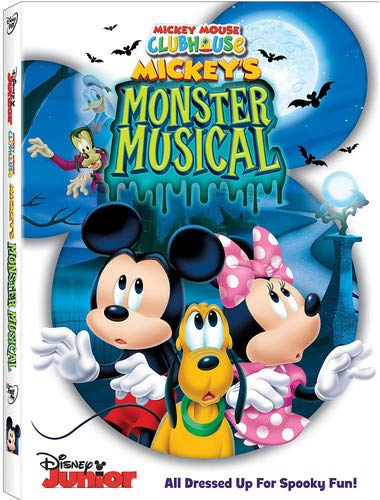 Mickey Mouse Clubhouse: Mickey'S Monster Musical [Edizione: Stati Uniti] [Italia] [DVD]