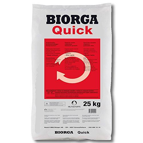 Hauert Biorga Quick 25 kg - 341125