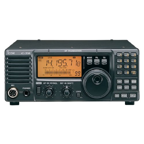 Best Mobile Ham Radio Icom IC-718