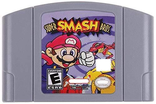 Nintendo N64 Smash Kart Free shipping / New 64 New Free Shipping US Video Card Version.