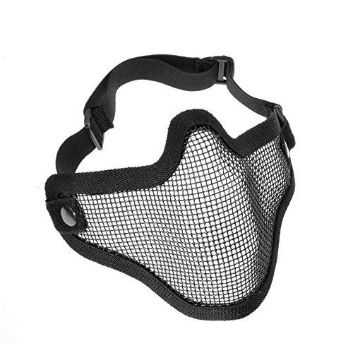 Air-Soft/Paint-Ball Maske/Gotcha Schutz-Maske/Gesichts-Schutz Ausrüstung