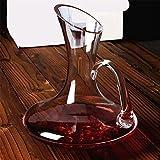 XBJ avec Les carafes biseautés Portugais de vin, Carafe, carafes en Verre de Cristal
