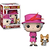 Funko Pop Royals : Queen Elizabeth II 3.75inch Vinyl Gift for Character Fans SuperCollection...