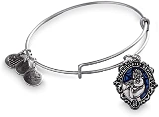 Disney Parks Ursula Bangle Bracelet The Little Mermaid Diabolically Devious Silver