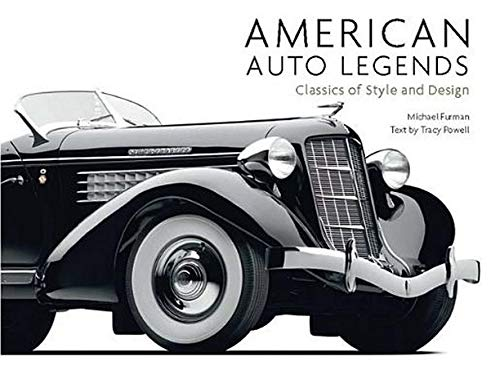 American Auto Legends: Classics of Style and Design