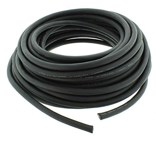 Gummileitung Schwere Gummischlauchleitung Elektrokabel H07RN-F 3 x 2,5 mm - 3G 2,5 mm² - 25 Meter Ring