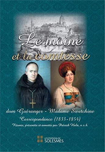 Le moine et la comtesse : Correspondance (1833-1854)