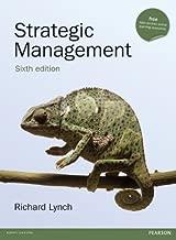 Strategic Management by Lynch, Richard (2011) Paperback