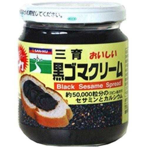 三育フーズ 黒ゴマクリーム 190g