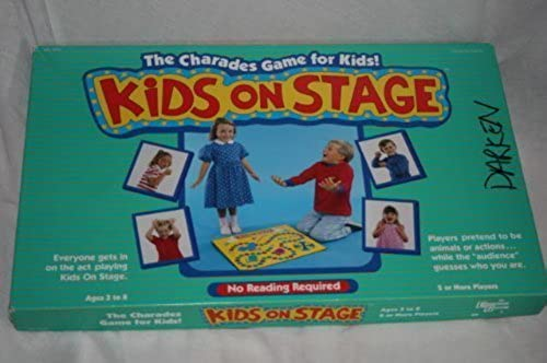 Kids on Stage 1988 EDITION by University Games