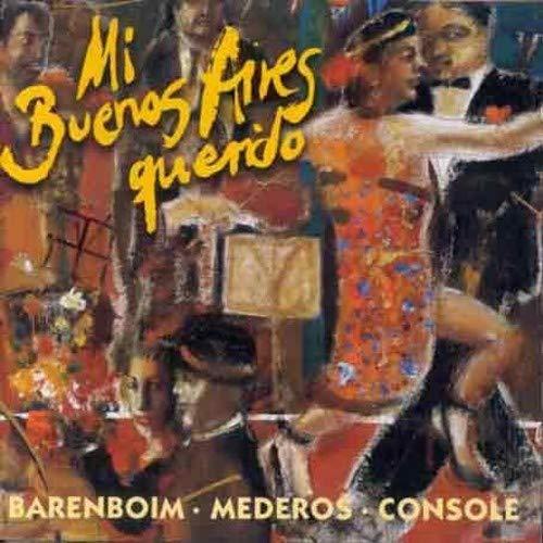 Argentine Tango - Various - Piazzolla Et Al: Mi Buenos Aires Querido [CD]