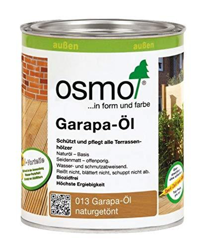 Osmo Garapa-Öl Naturgetönt 0,75 l - 11500081