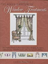 Design Directory of Window Treatments, The by Von Tobel, Jackie (September 17, 2007) Hardcover