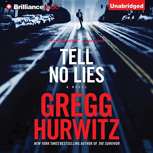Tell No Lies Audiobook By Gregg Hurwitz cover art