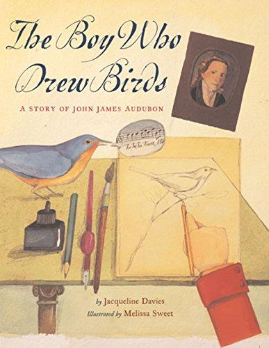 The Boy Who Drew Birds: A Story of John James Audubon (PB)