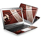 MightySkins Skin Compatible with Samsung Chromebook 11.6' Screen XE303C12 Notebook wrap Sticker Skins Football