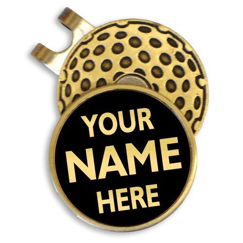Clip personalizado para gorra de golf