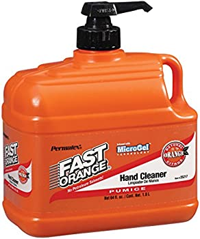 Permatex Fast Orange Pumice Lotion Hand Cleaner 1/2 Gallon