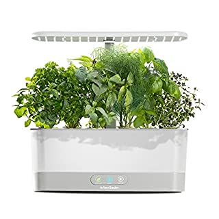 AeroGrow 100694-WHT Indoor Garden, White (B07DGSXTP4) | Amazon price tracker / tracking, Amazon price history charts, Amazon price watches, Amazon price drop alerts