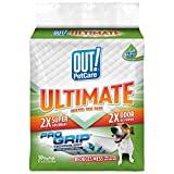 OUT! Ultimate Pro-Grip Dog Pads, 53 x 53 cm, 50 pads