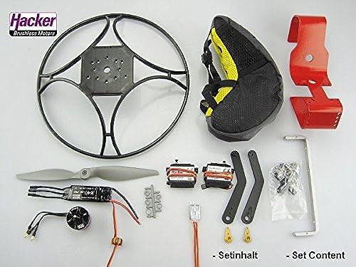 Para-RC Rucksack-Set S EVO von Hacker