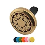 Essential Oil Innovations Car Fragrance Diffuser Essential Oil Vent Clip Air Freshener Elegant