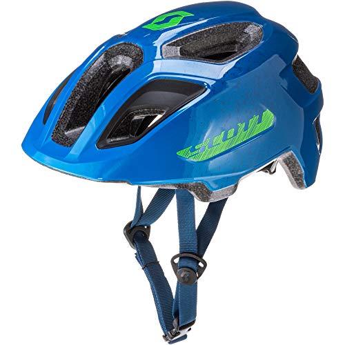 SCOTT 275232 Fahrradhelm für Kinder, Skydive Blue, 1 Größe