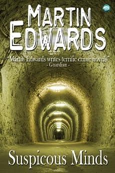 Suspicious Minds (Harry Devlin Book 2) by [Martin Edwards, Val McDermid]