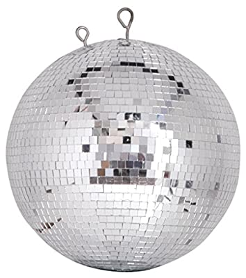Professional Mirror Ball | 7mm x 7mm tiles | 30cmØ