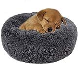 Panier pour chien ou chat Itoda en coton doux et chaud, coussin, lit pour chien ou chat, lavable