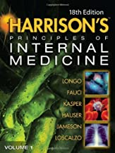 Harrison's Principles of Internal Medicine, 18th Edition (Harrison's Principles of Internal Medicine (2v.)) by Dan L. Longo (1-Aug-2011) Hardcover