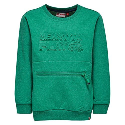 Lego Wear Lego Duplo SOFUS 102-SWEATSHIRT Sweat-Shirt, Vert (Green), 24 Mois Bébé garçon
