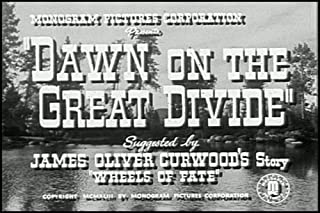 A Journey West in a Covered Wagon: Dawn of the Great Divide (1942) [DVD] Starring Buck Jones in His Last Film and Also Mon...