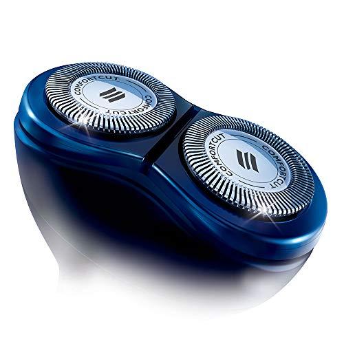 Philips Click & Style cabezales de afeitado RQ32/20 - Accesorio para máquina de afeitar (2 cabezal(es), RQ3- RQ3- YS52- YS53-)
