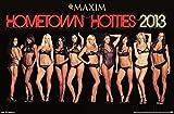 Maxim Hometown Hotties 2013 Poster 36 x 24in