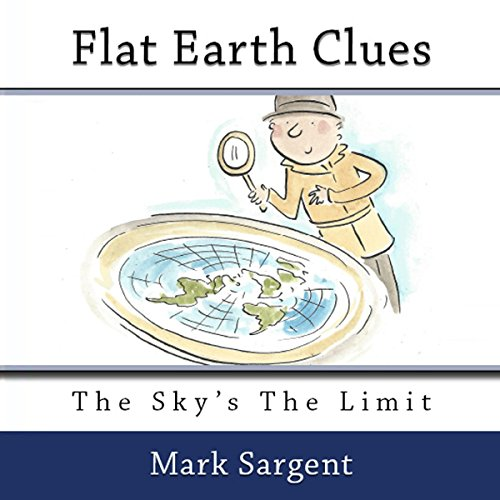 Flat Earth Clues audiobook cover art
