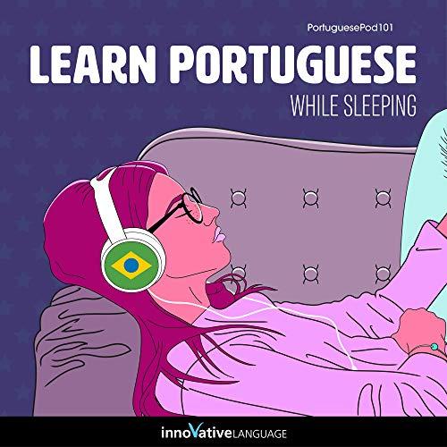 『Learn Portuguese While Sleeping』のカバーアート
