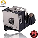AN-XR10LP Replacement Projector Lamp with Housing for Sharp XR-105 XR-10S XR-10X XR-11XC XR-HB007 XV-Z3100 XR-HB007X XG-MB50X XG-MB50XL Projectors by Visdia
