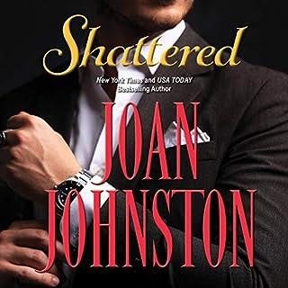 Shattered audiobook cover art