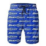 Syifasya Men's Beachwear Quick Dry Beach Board Shorts Light Beer Swim Trunks with Pockets XL
