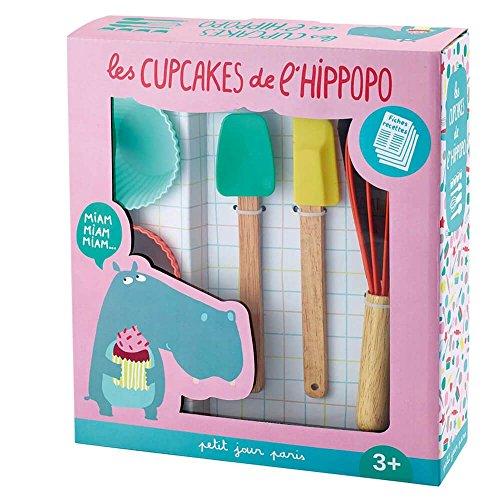 Petit Jour Paris Lot de 7 cupcakes pour enfants