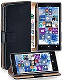 moex Klapphülle kompatibel mit Nokia Lumia 1520 Hülle