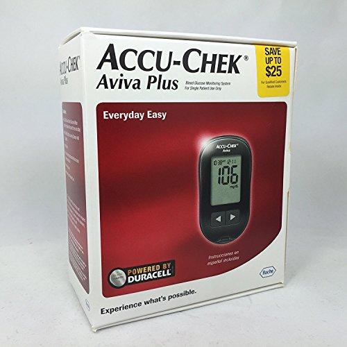 Roche Accu-Chek Aviva Plus Glucose Meter