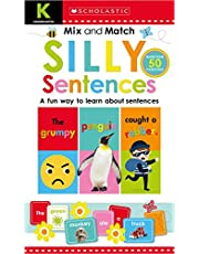 KINDERGARTEN MIX & MATCH SILLY (Scholastic Early Learners)