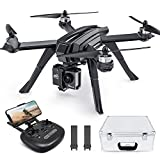 Potensic D85 FPV Drone with 2K Camera for Adult with Brushless Motor, 5G WiFi Live Video, ...